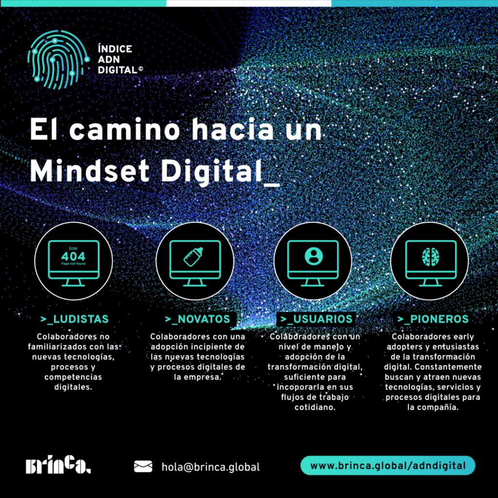 claves para desarrollar un mindset digital